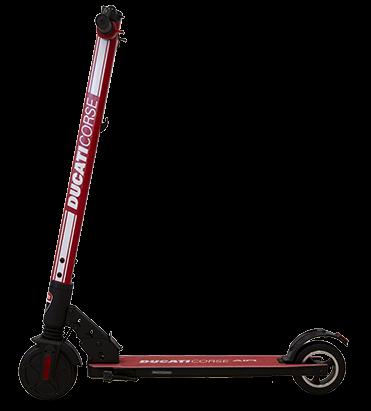e-Scooter Ducati Corse