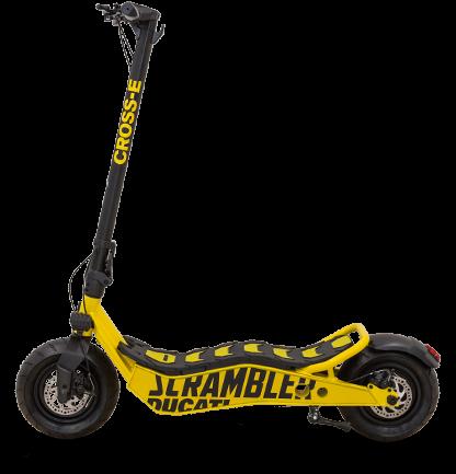 e-Scooter Scrambler