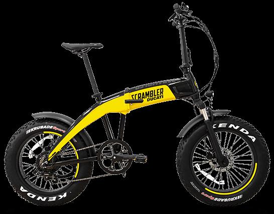 e-Bike Scrambler