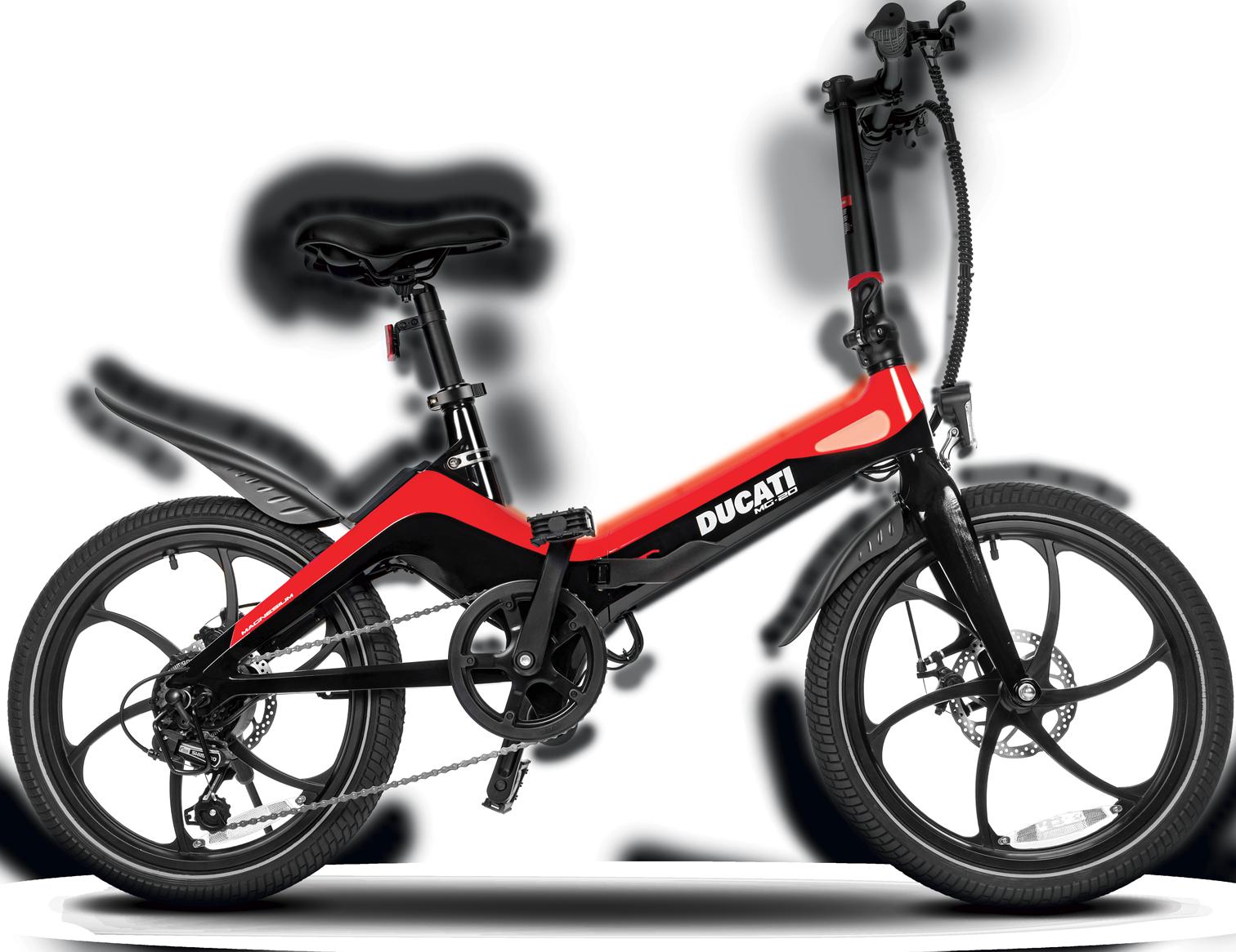 e-Bike Ducati