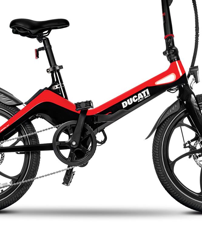 mg 20 e bike